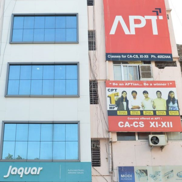 APT- M.P. Nagar Branch Bhopal