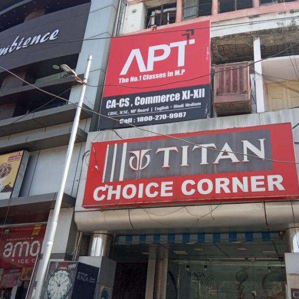 APT- TT nagar branch bpl